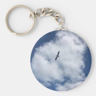 Chaveiro Pássaros nas nuvens