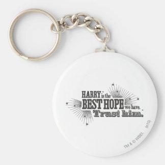 Chaveiro Período | de Harry Potter nossa melhor esperança