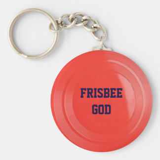 Chaveiro personalizado textura do Frisbee