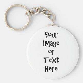 Chaveiro Personalize com imagens e texto personalizados