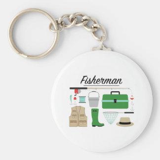 Chaveiro Pescador