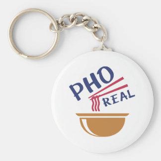 Chaveiro Pho real