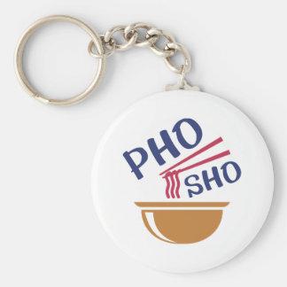 Chaveiro Pho Sho