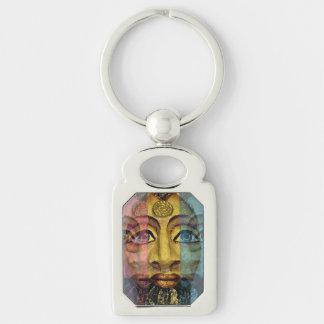 Chaveiro Pintura bonita da deusa egípcia