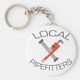 Chaveiro Pipefitters local