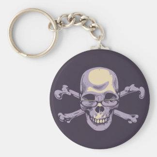 Chaveiro Pirata Nerdy