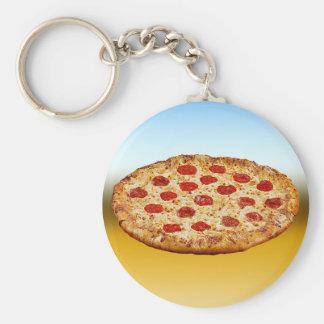Chaveiro Pizza solitária - multi produtos