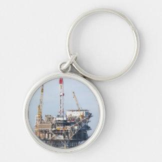 Chaveiro Plataforma petrolífera