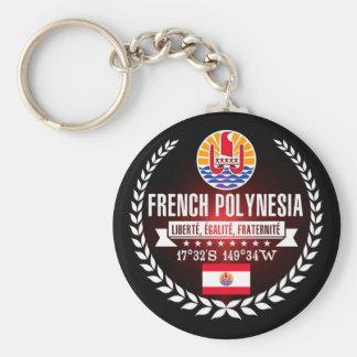 Chaveiro Polinésia francesa