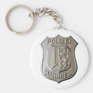 Chaveiro Polizei Mannheim