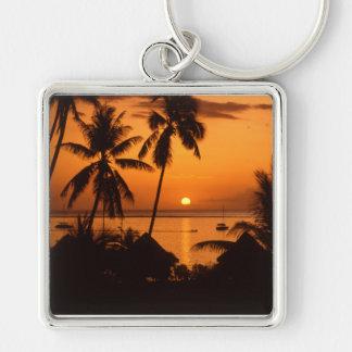 Chaveiro por do sol de tahiti
