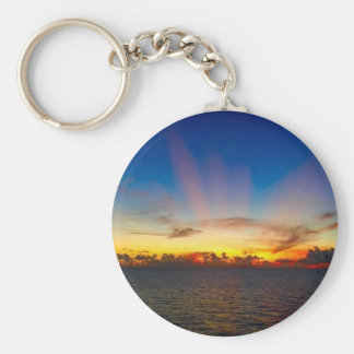 Chaveiro Por do sol no Golfo do México