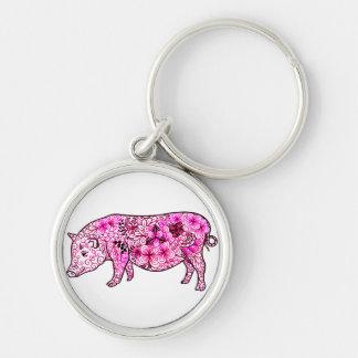 Chaveiro Porco 3