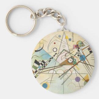 Chaveiro Porta chaves Kandinsky