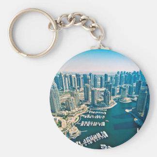 Chaveiro Porto de Dubai