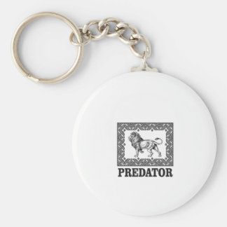 Chaveiro Predador o leão
