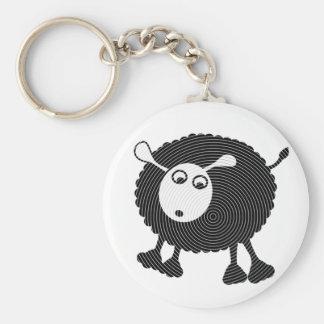 Chaveiro Presente-Chaveiro das ovelhas negras