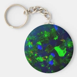 Chaveiro Presentes do Opal do bebê de outubro por Sharles