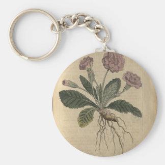 Chaveiro Prímula do Lilac