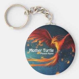 Chaveiro Produtos da tartaruga da mãe