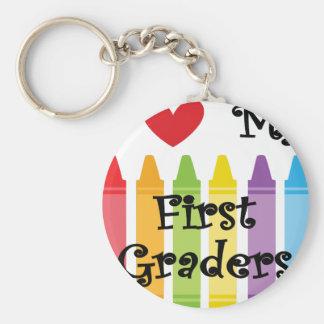 Chaveiro professor de primeiro grau