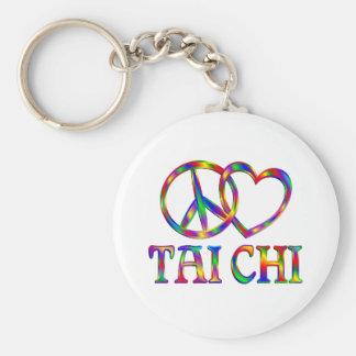 Chaveiro Qui do amor TAI da paz