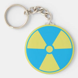 Chaveiro Radioativo