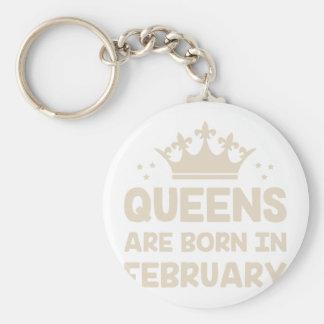 Chaveiro Rainha de fevereiro