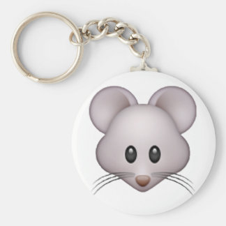 Chaveiro Rato - Emoji