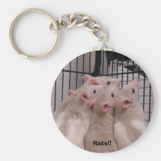 Chaveiro Ratos!!