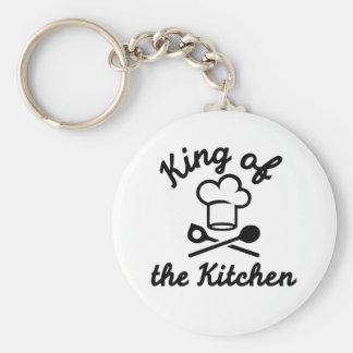 Chaveiro Rei da cozinha