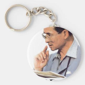 Chaveiro Rei tailandês Bhumibol Adulyadej