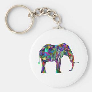 Chaveiro Renascimento do elefante