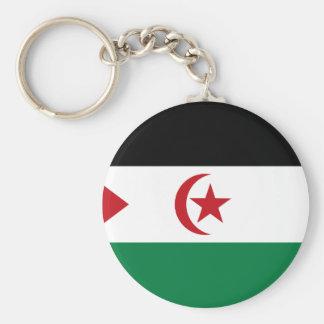 Chaveiro República Democrática árabe de Sahrawi