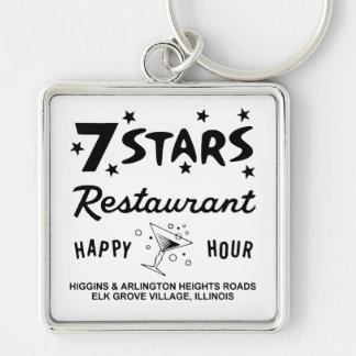 Chaveiro Restaurante de 7 estrelas, vila do bosque dos
