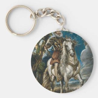 Chaveiro Retrato equestre do duque de Lerma - Rubens