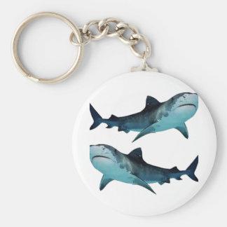 Chaveiro Reunião do tubarão