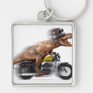Chaveiro Rex dos motocicleta-tiranossauros-t do rex de T -