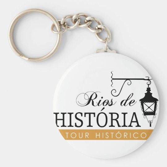 Chaveiro Rios de História