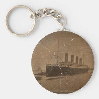 Chaveiro RMS Southampton titânico