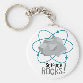 Chaveiro Rochas da ciência!