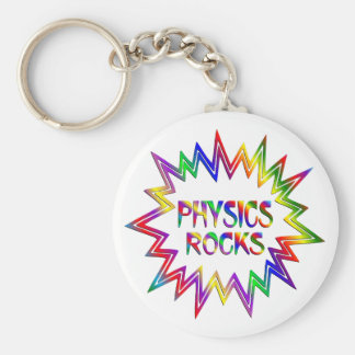 Chaveiro Rochas da física