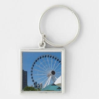 Chaveiro Roda de Ferris centenária