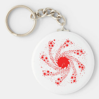 Chaveiro Roda vermelha do Pin