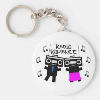 Chaveiro Romance de rádio