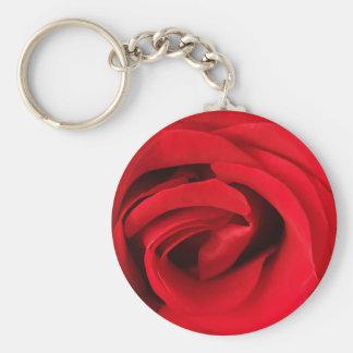 Chaveiro Rosa vermelha