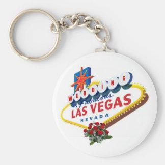 Chaveiro Rosas vermelhas de Las Vegas que Wedding o