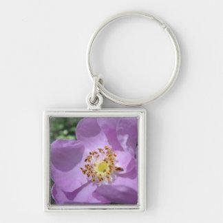 Chaveiro roxo da flor