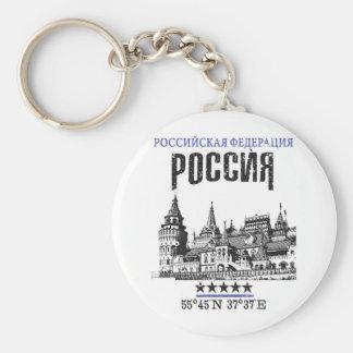 Chaveiro Rússia