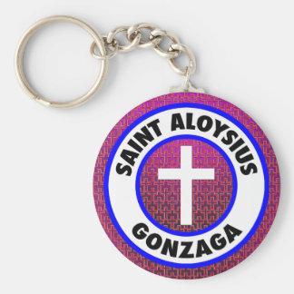 Chaveiro Santo Aloysius Gonzaga